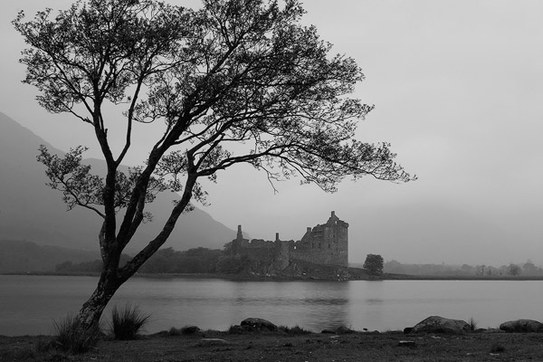 The Kilchurn Castle